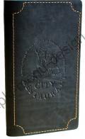 Папка для счёта из шорно-седельной кожи (Арт. П-6)