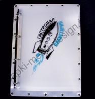 Планшет для меню из металла (Арт. О - 62)